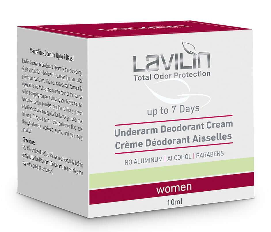 natural deodorant for women